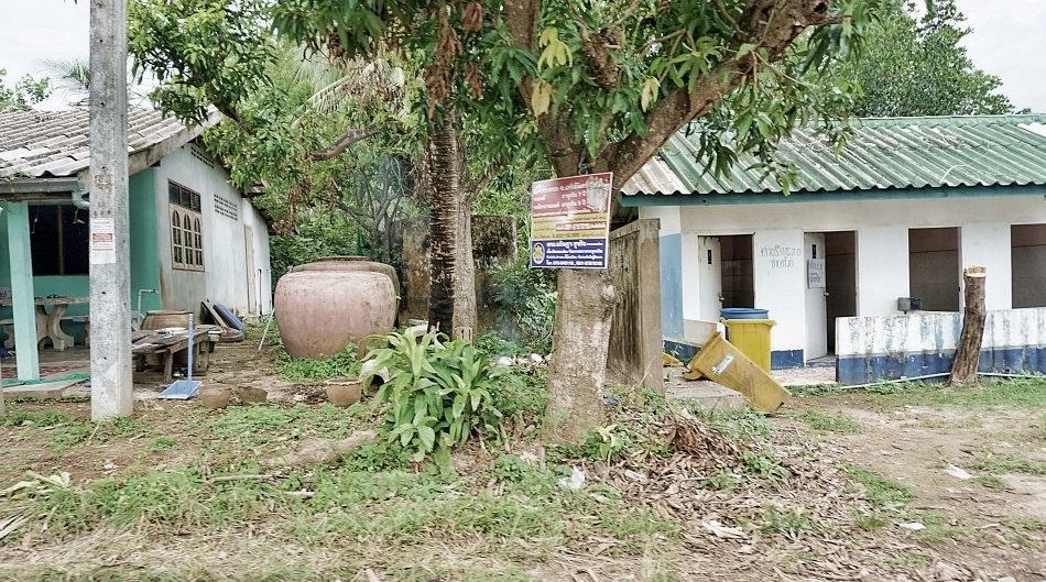 koh lanta tajlandia domy