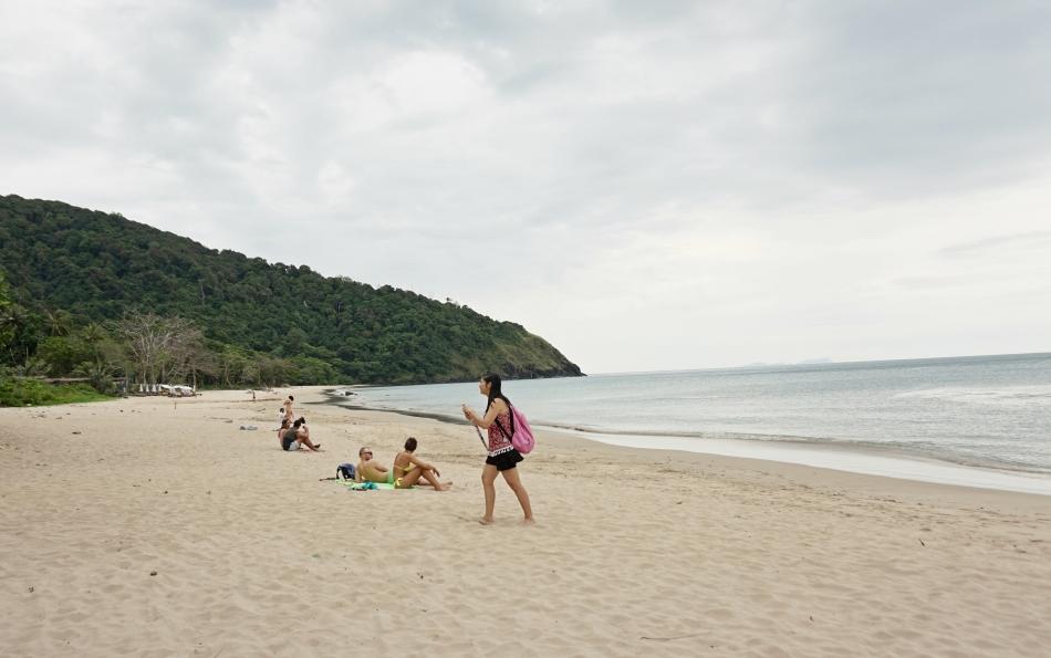 koh lanta tajlandia bamboo beach