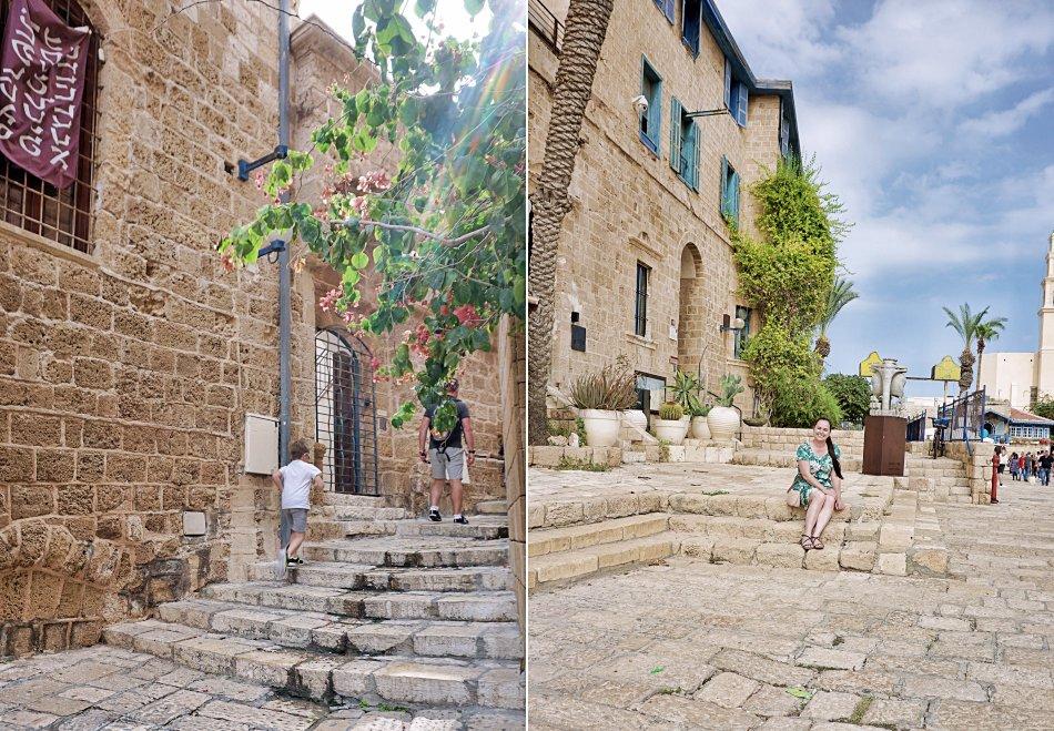 tel aviv jaffa izrael stare miasto
