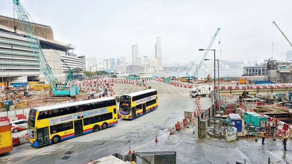 warszawa hong kong autobusy komunikacja miejska