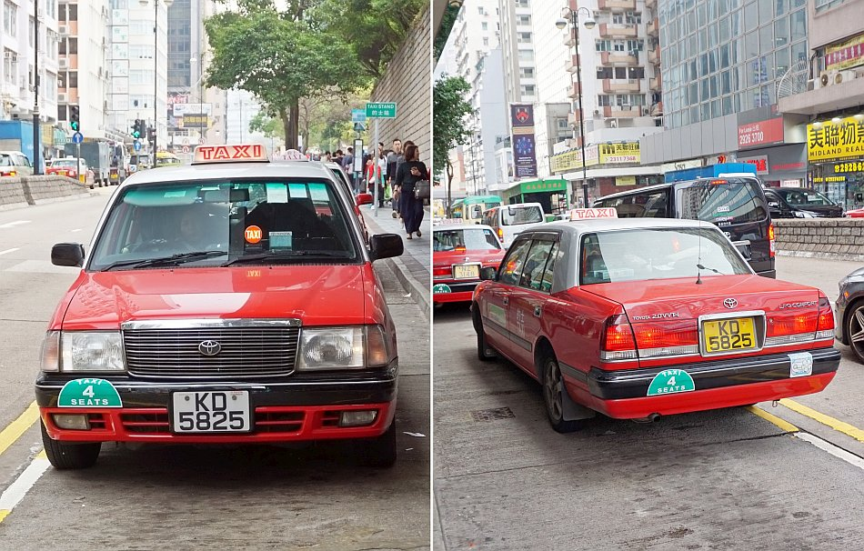 warszawa hong kong taxi taksówka