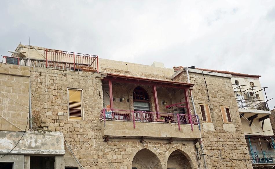 Akka Izrael domy