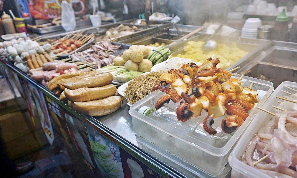 ngong ping hong kong lantau street food jedzenie