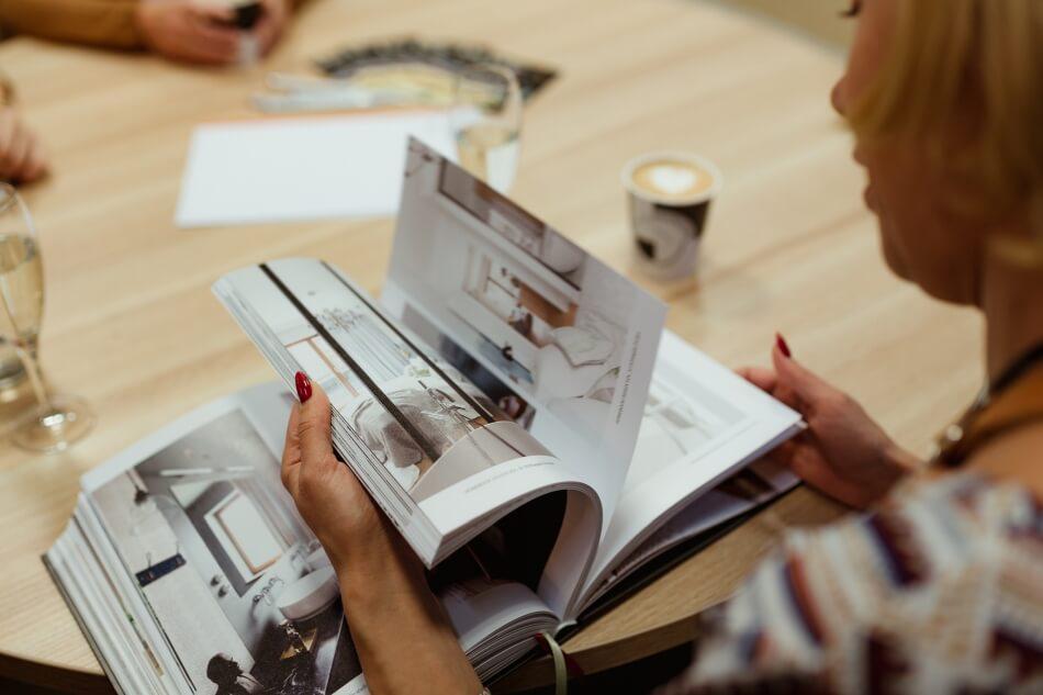 katalog produktów homebook, targi wnętrzarskie