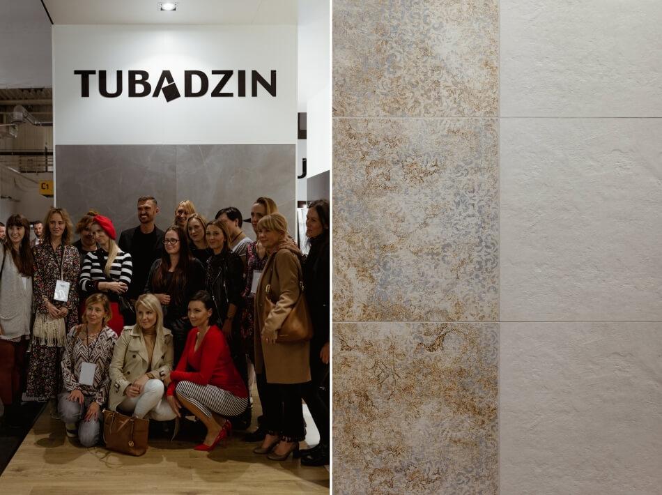 tubądzin warsaw home 2018 zdjęcie grupowe uczestników