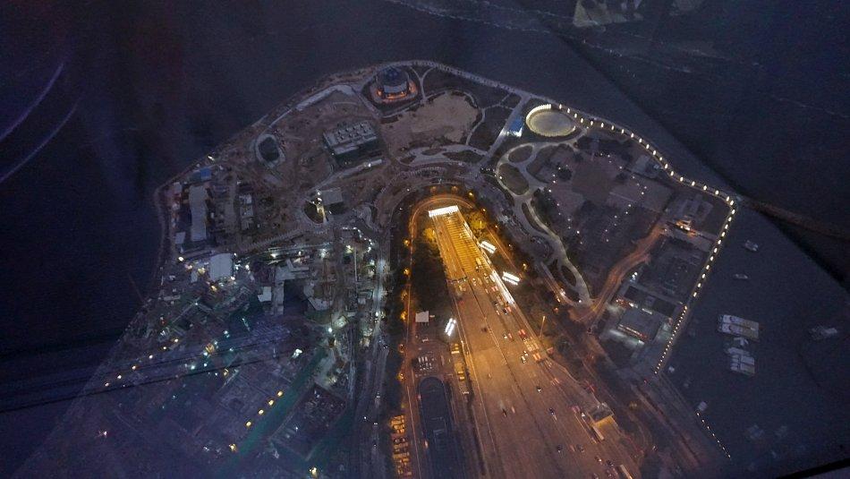 zwiedzanie hong kongu tunel pod zatoką wiktorii sky100