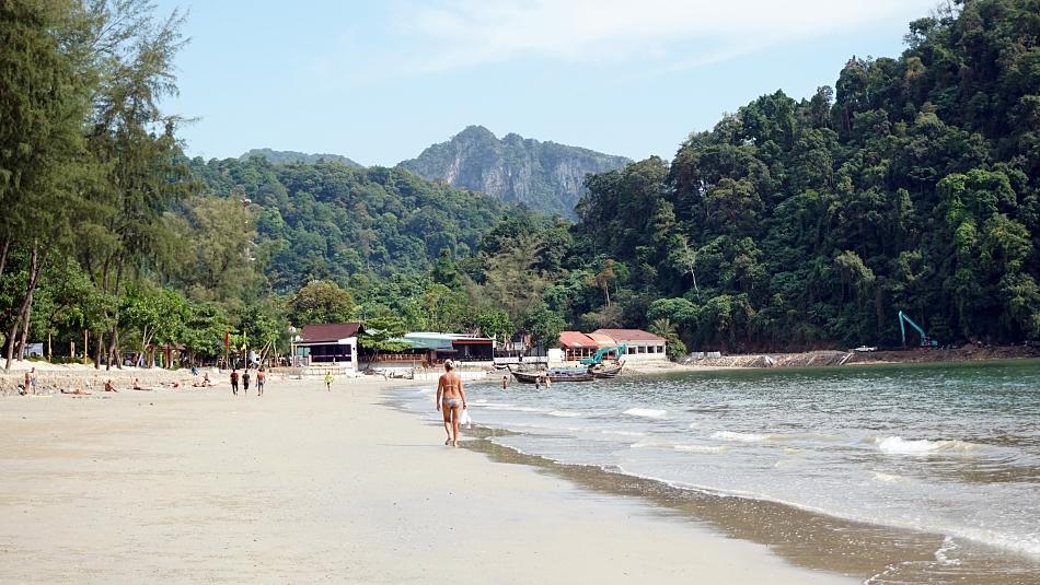 ao nang krabi tajlandia noppharat thara beach