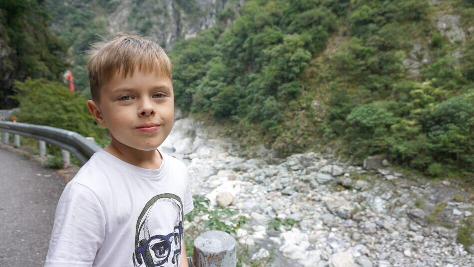 taroko gorge park narodowy national park