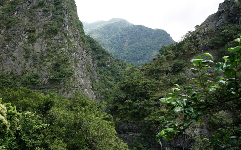 lushui trial szlak trekkingowy