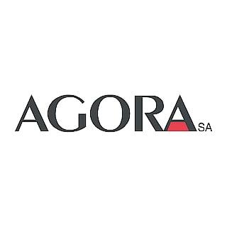 agora współpraca z haart logotyp
