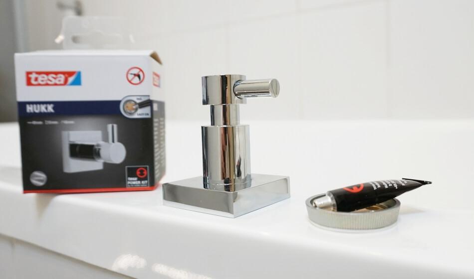 akcesoria łazienkowe tesa power.kit