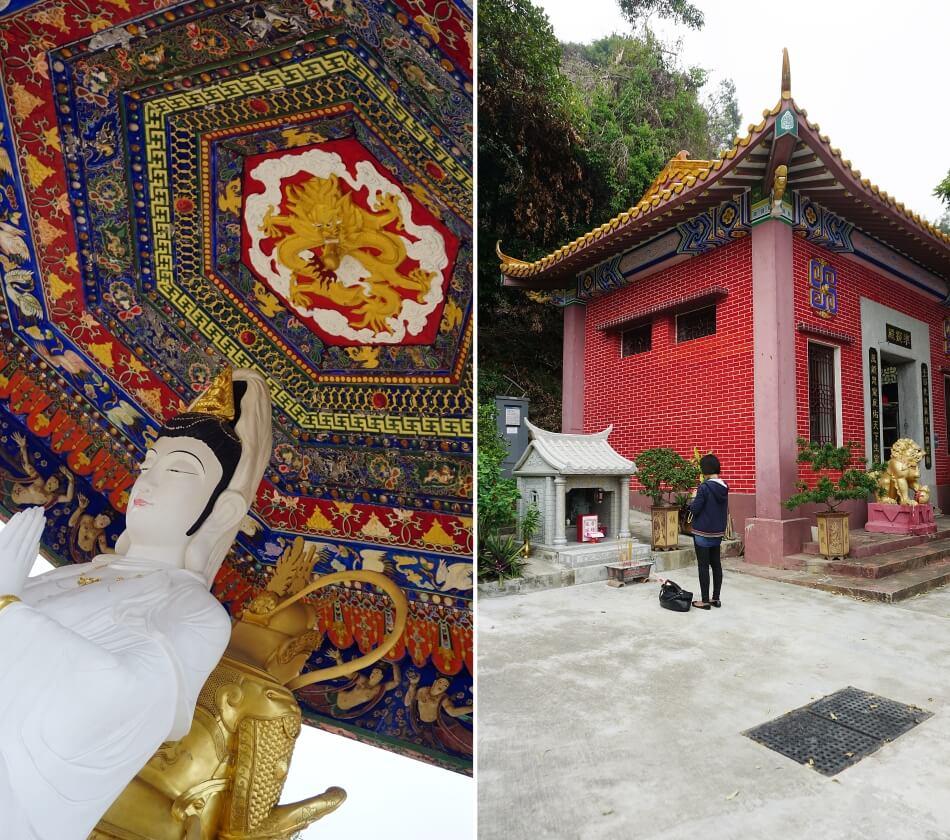 Klasztor 10 000 Buddów w Hong Kongu