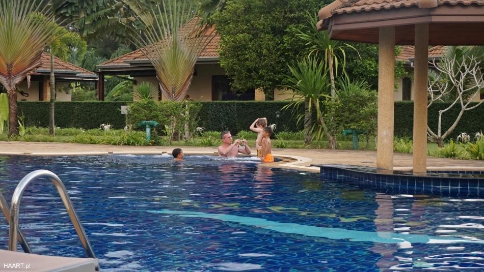 Ceny w Tajlandii za dom z basenem