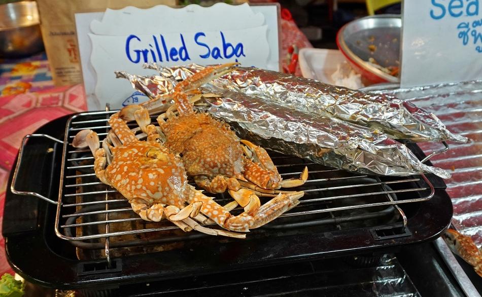 Ceny w Tajlandii kraby