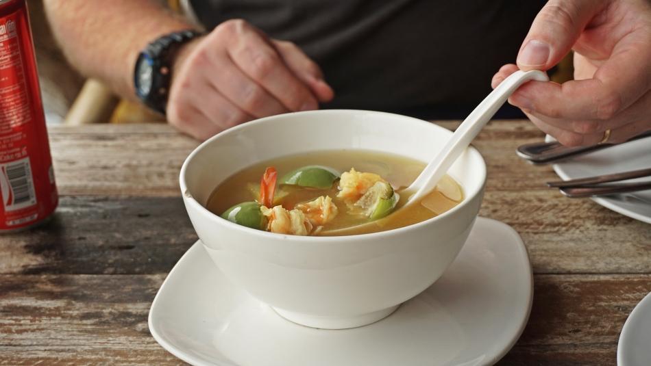 ceny w Tajlandii za zupy
