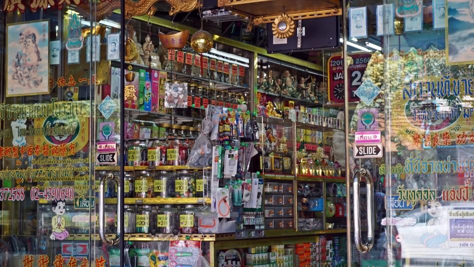 Ceny w Tajlandii w sklepach