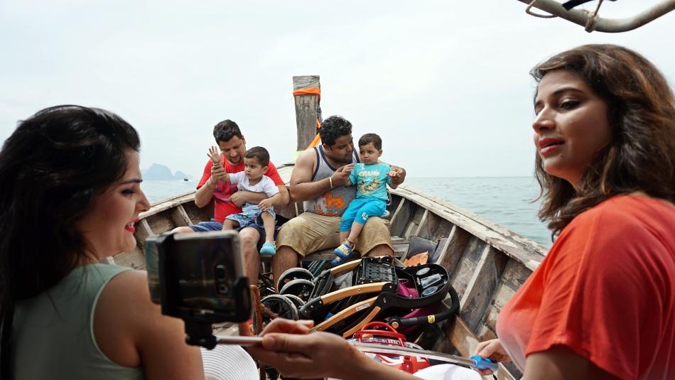 Ceny w Tajlandii za wynajęcie łodzi