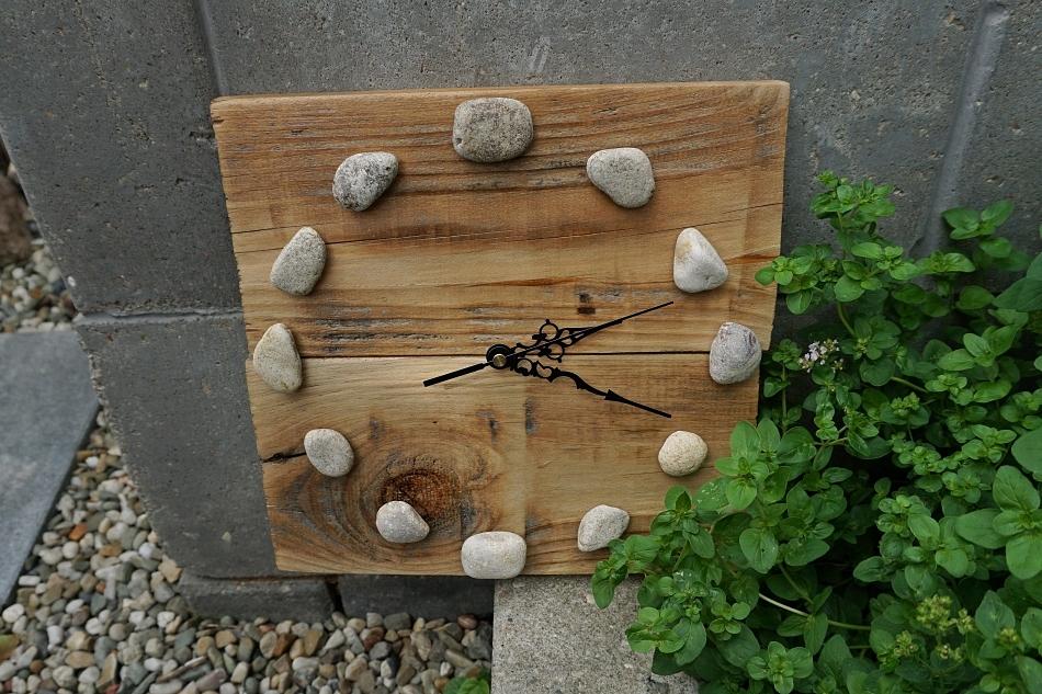 oryginalny zegar diy