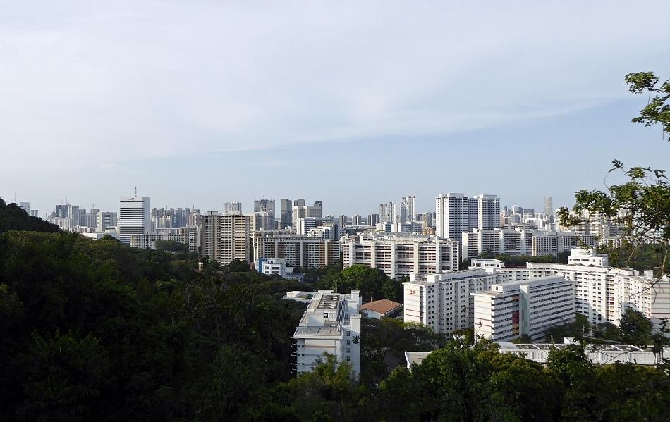 Southern Ridges w Singapurze