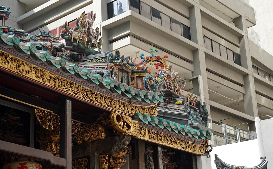 Yueh Hai Ching Temple w Singapurze