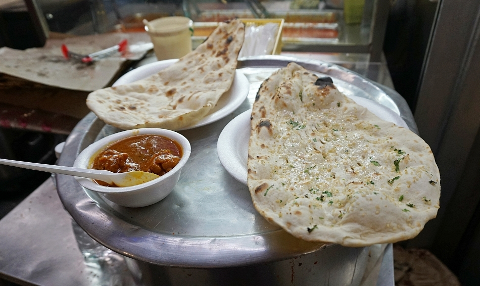 posiłki w Singapurze
