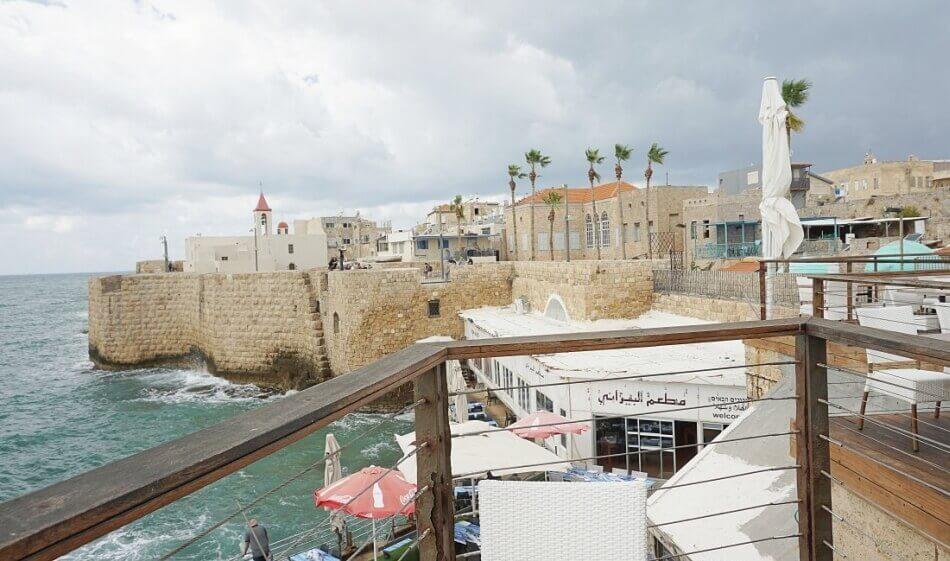 akka izrael północny port