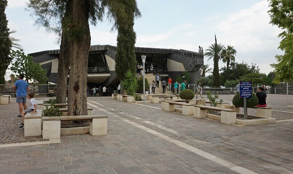 Kafarnaum izrael północny
