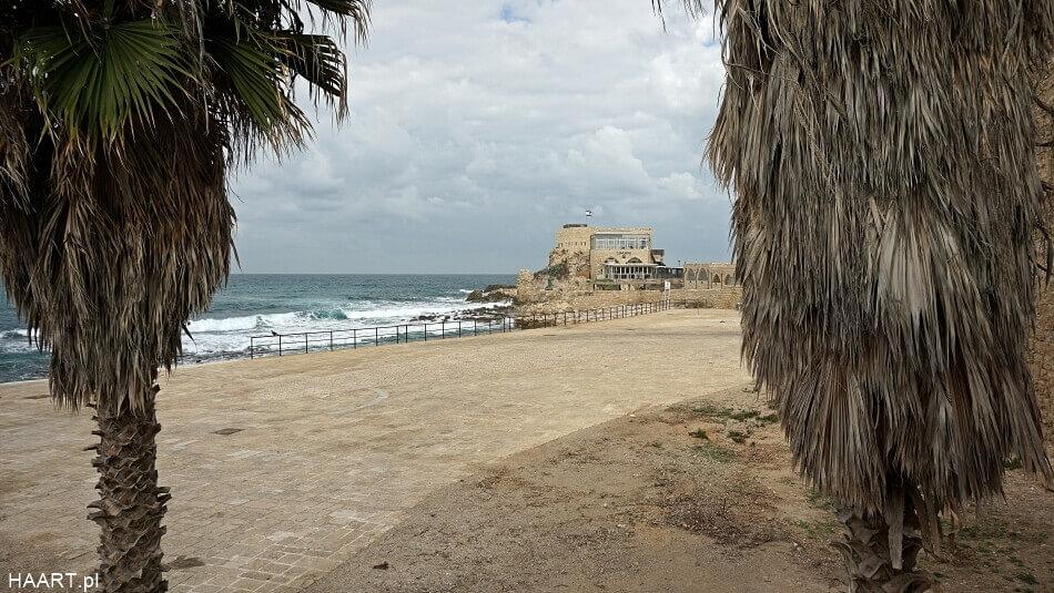 Cezarea Nadmorska w Izraelu