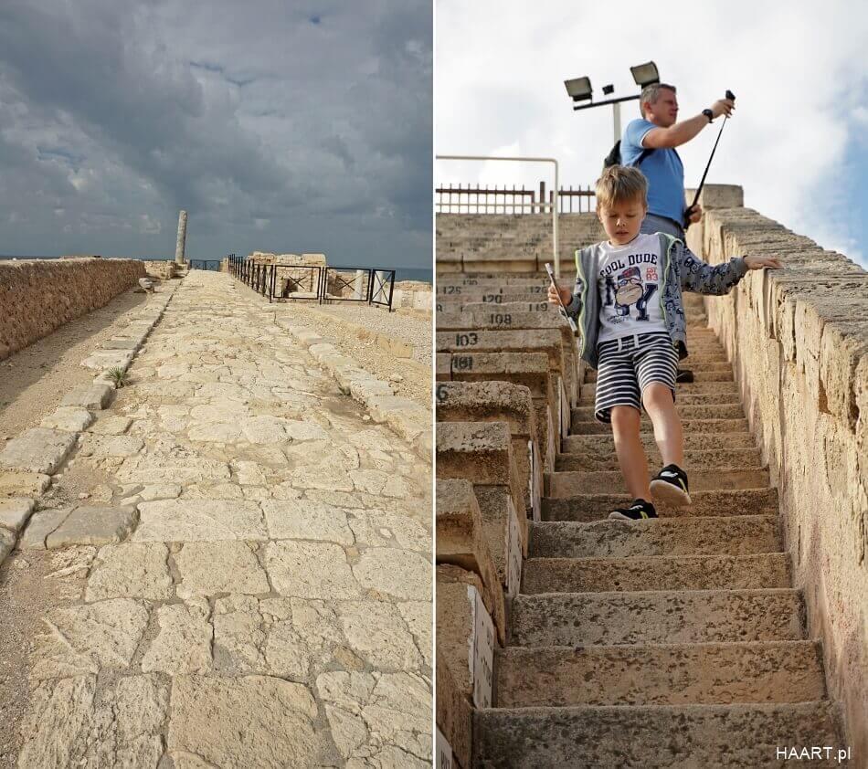 amfiteatr cezarea izrael