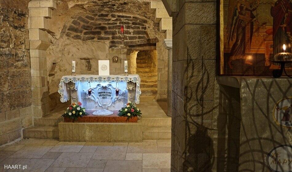bazylika dom jezusa nazaret izrael północny
