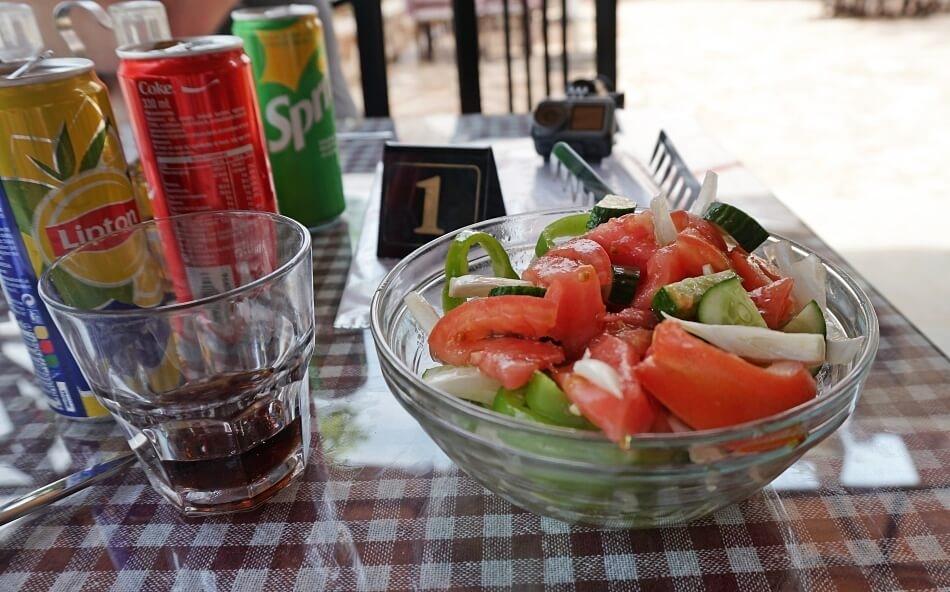 Albania restauracja Le5stelle