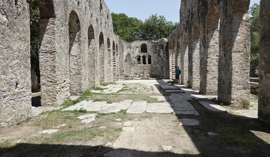 Butrim w Albanii