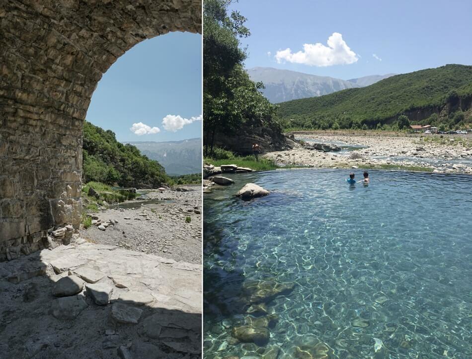 Albania południowa Langarica