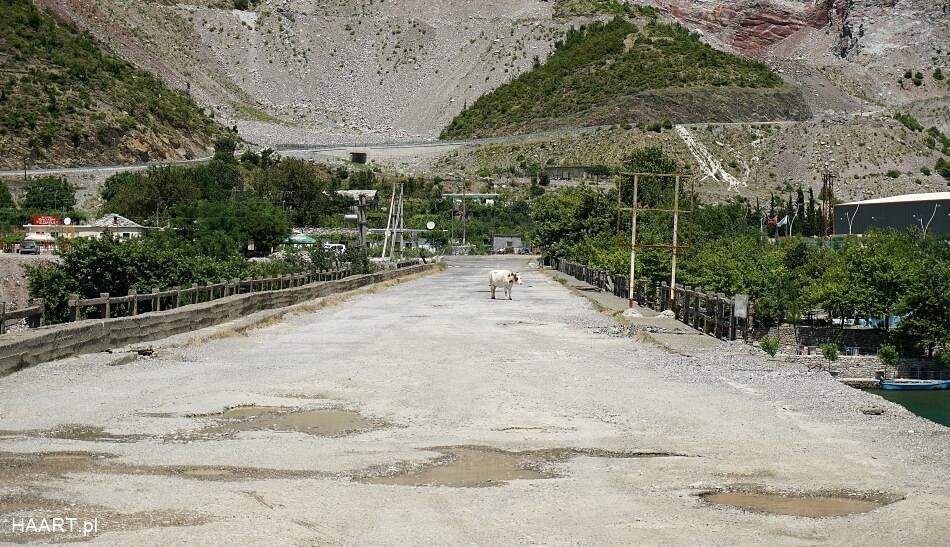 Kanion Koman w Albanii