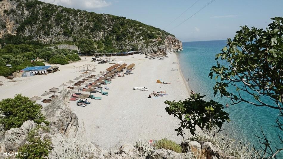 Plaża Gjipe Albania
