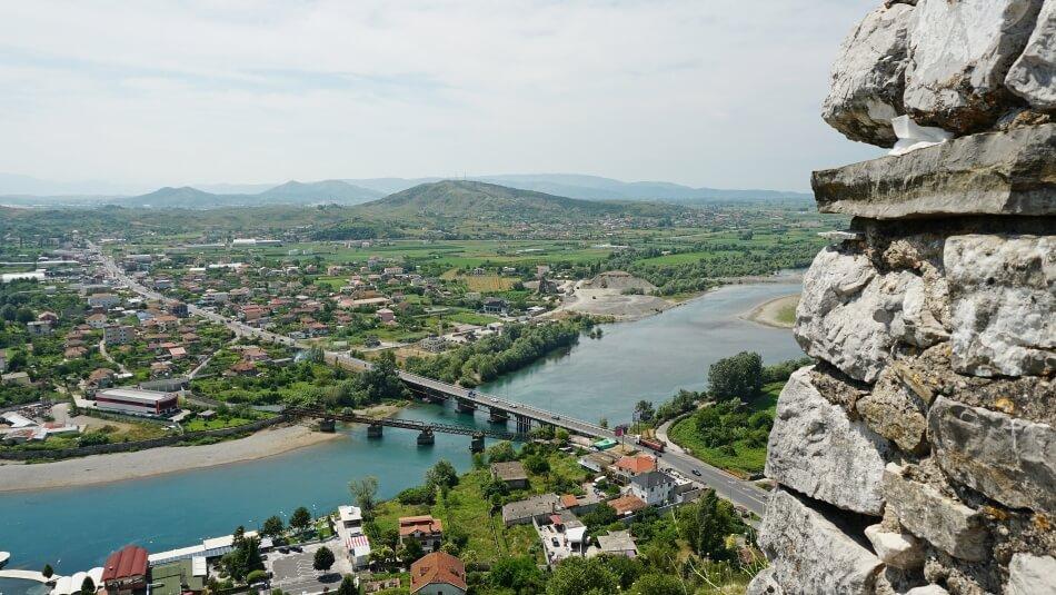 Szkodra w Albanii