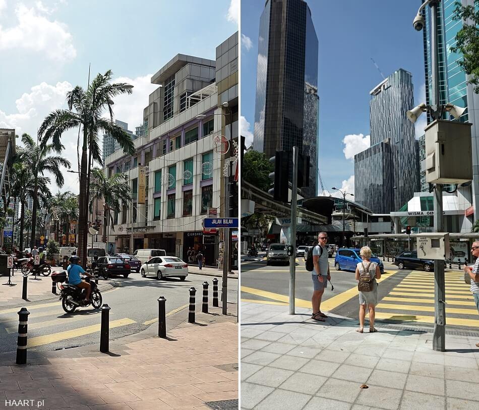 Atrakcje Kuala Lumpur Bukit Bintang