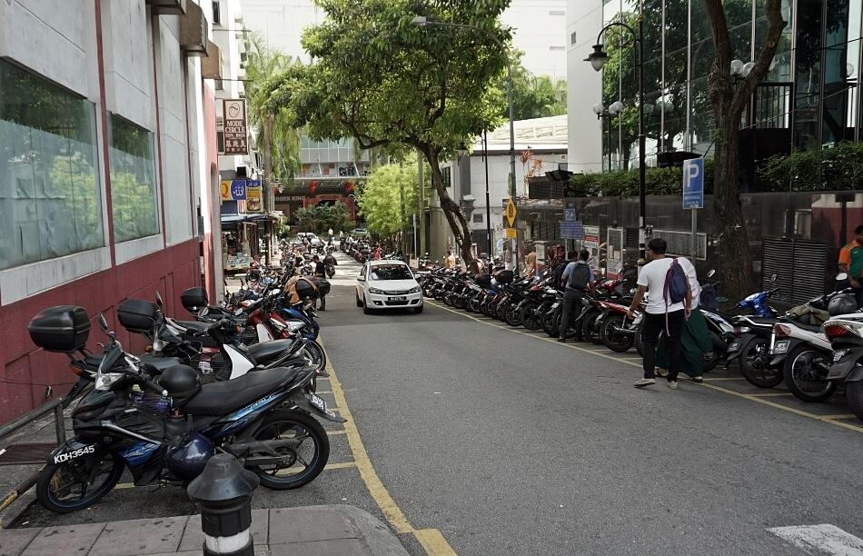 Bukit Bintang Malezja Kuala Lumpur