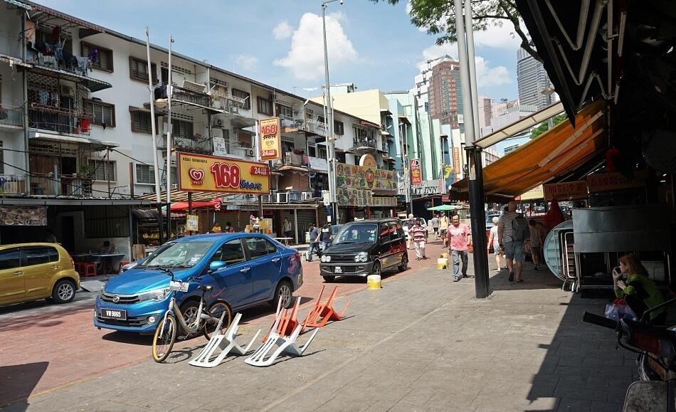 Jalan Alor Street Kuala Lumpur