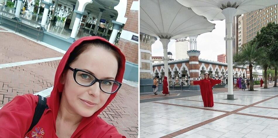 meczet jamek malezja haart hanna kozłowska