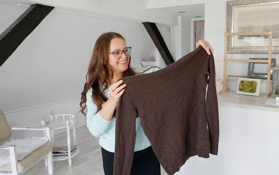 recykling swetra
