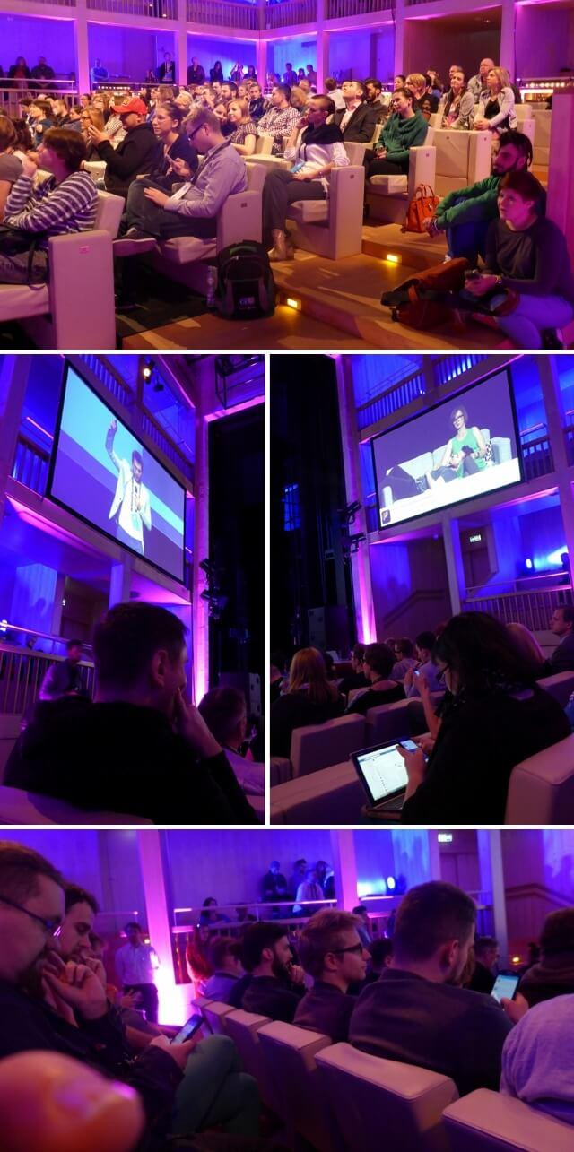 blog forum gdańsk 2014, teatr szekspirowski, zjazd, spotkanie, konferencja, haart blog diy