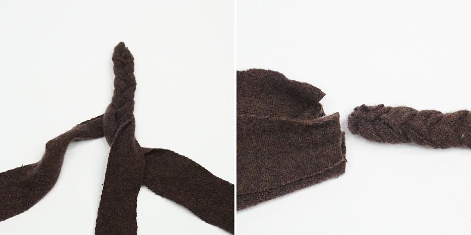 ręcznie robiona bransoletka