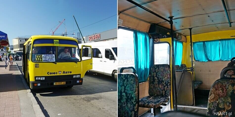 Kijów komunikacja