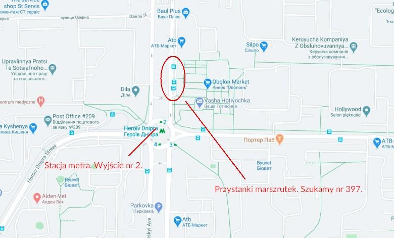 willa janukowycza muzeum korupcji kijów ukraina mapa dojazdu metro marszrutka