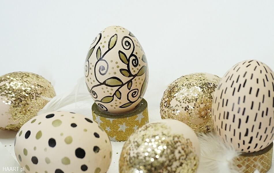 Jajka ręcznie malowane