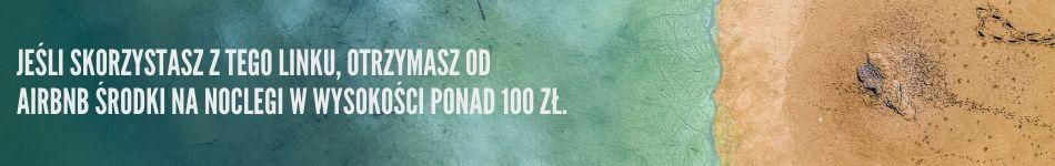 haart banner 100 zł airbnb