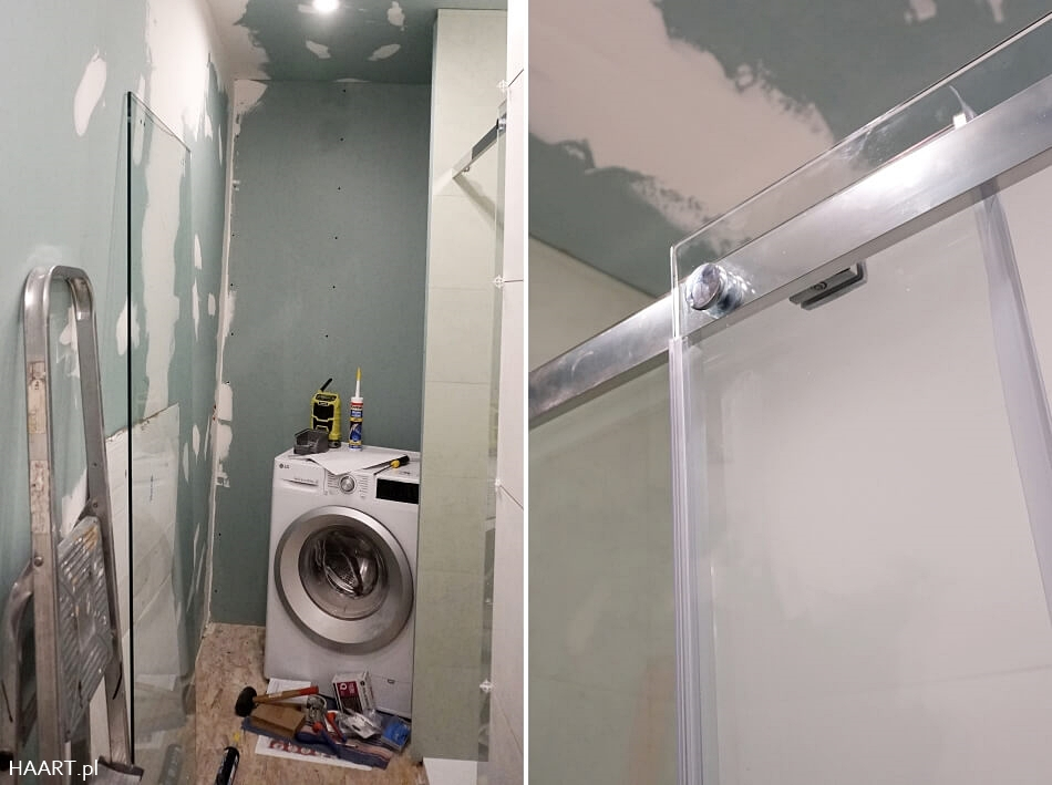 remont w łazience