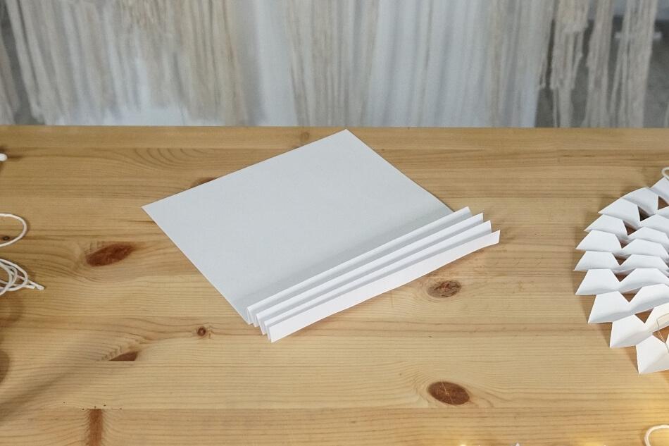 papierowe rozety diy