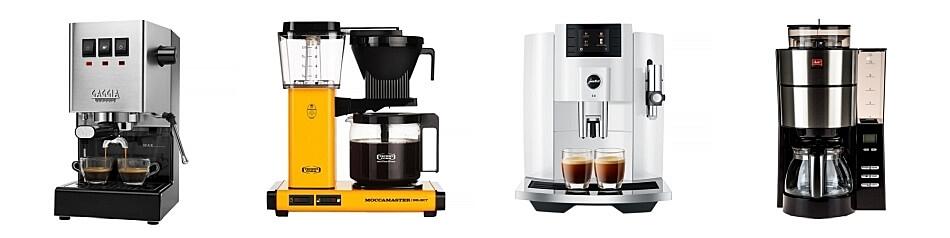 Ekspresy do kawy Coffeedesk